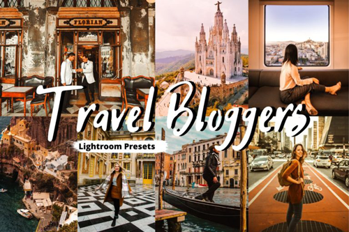 travel bloggers instagram presets